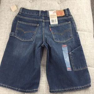 *NEW* Levi's Utility Shorts Size 16reg
